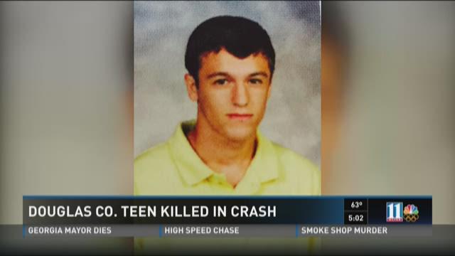 Teen killed in crash