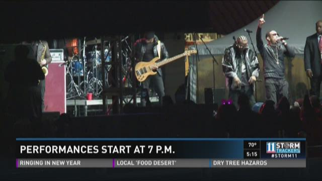 Sister Hazel performs in Charlotte