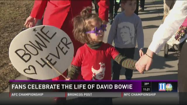 Atlanta memorizes David Bowie in Beltline parade