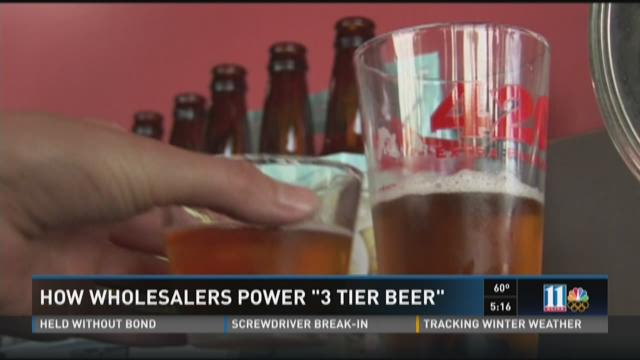 How wholesalers power '3 tier beer'