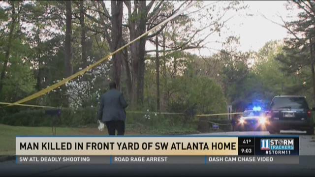Prominent community member Barney Simms shot dead in southwest Atlanta
