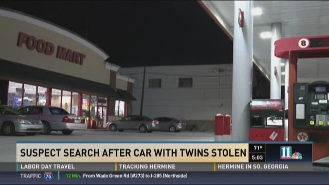 Car Stolen Twins Inside Nov