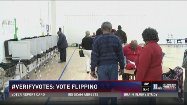 Verifyvotes Vote Flipping