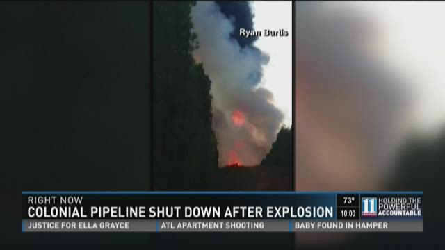AAA: Pipeline explosion will likely raise gas prices in Georgia