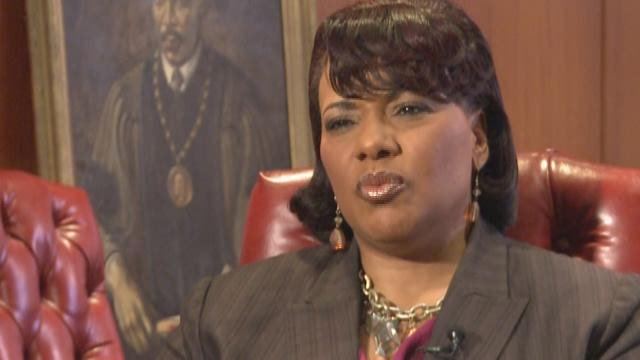Bernice King reflects on Selma
