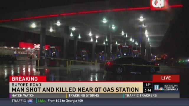Man Shot And Killed At Qt Gas Station 11alive Com