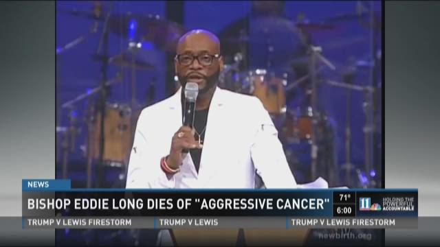 11alive.com | Megachurch pastor Eddie Long dead at 63