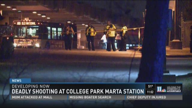 1 Dead After Marta Station Shooting 11alive Com