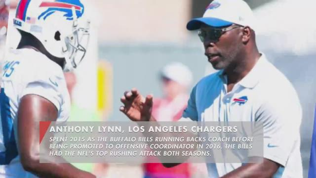 NFL coaching changes in 2017