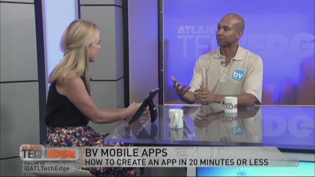 Atlanta Tech Edge, May 14, 2017, BV Mobile Apps