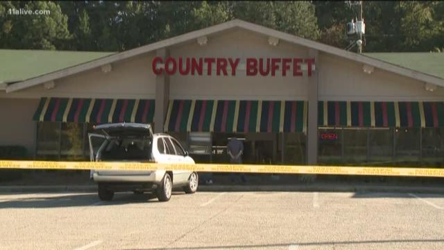 Man, 71, killed while eating when vehicle slams into restaurant