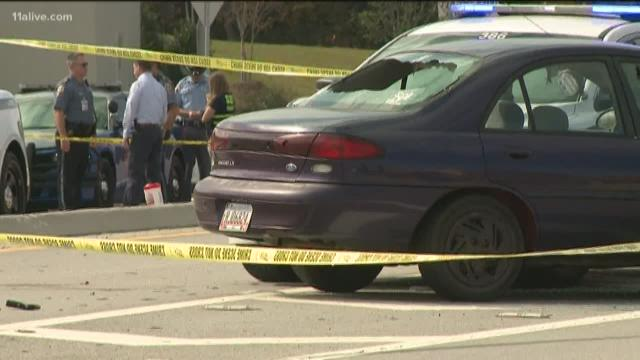 Chase ends with shootout between Gwinnett police, suspect