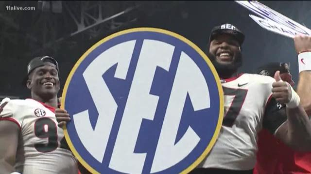 Oklahoma plays Georgia in CFP semifinal at Rose Bowl