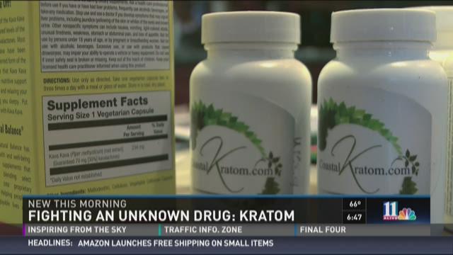 Family's fight against Kratom