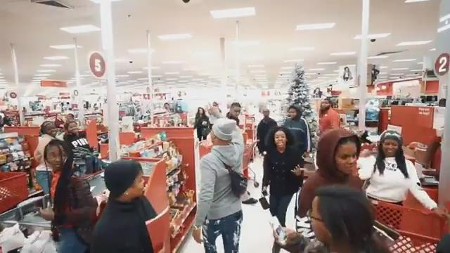 Rapper TI surprises single mothers with Target shopping spree