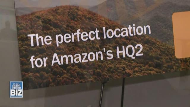 Business Report: Amazon's short list of potential second headquarters