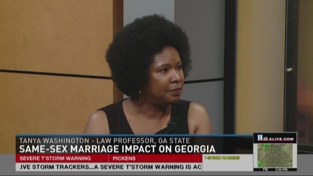 Analysis: Same-sex marriage Supreme Court ruling