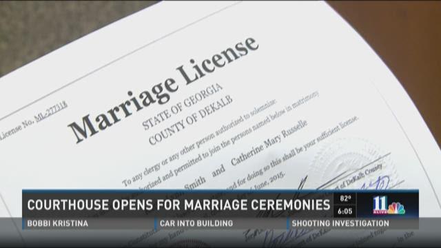 dekalb county marriage license records ga
