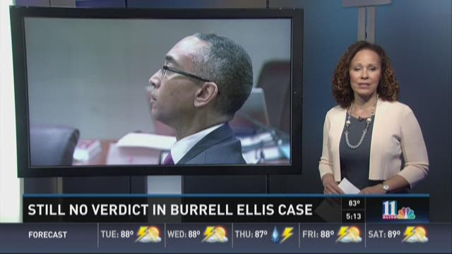 Still no verdict in Burrell Ellis corruption case