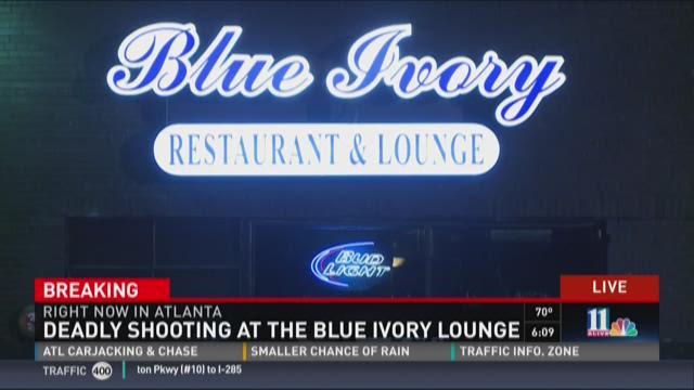 Man shot to death at Atlanta lounge