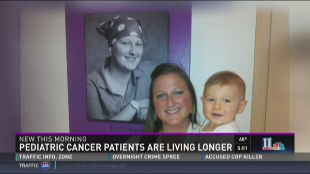 Childhood cancer survivors living longer than ever