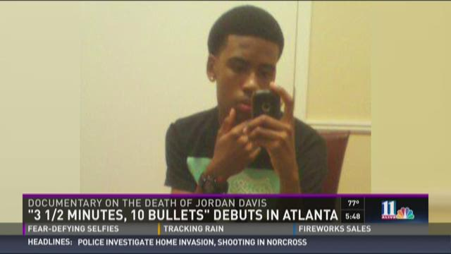 '3 1/2 Minutes, 10 Bullets' debuts in Atlanta