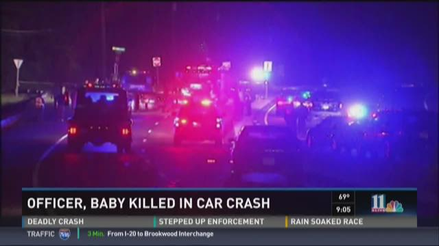 Lithonia officer, baby killed in accident
