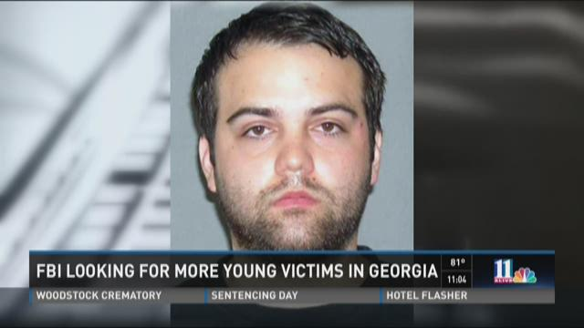FBI looking for more young victims of sextortion in Georgia