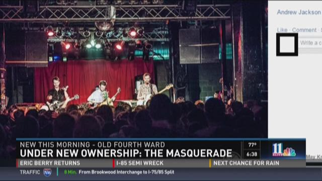 Masquerade under new ownership