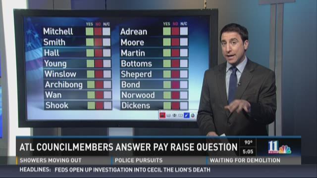 Atlanta pay raise saga - Mayor vs. Fire and Police departments