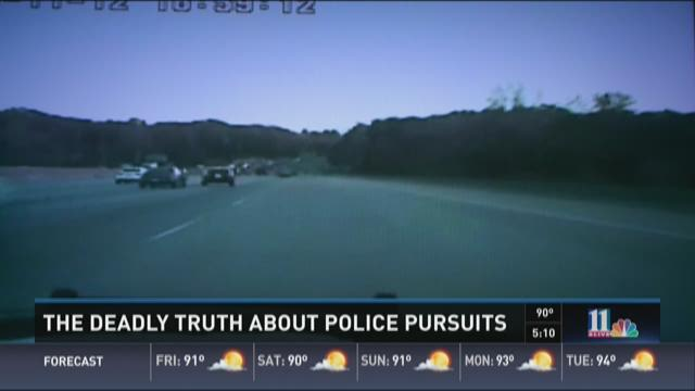 The deadly truth about police pursuits