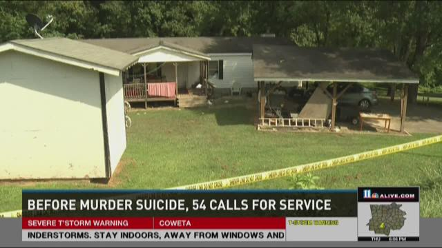Before murder-suicide, 54 calls for service received by authorities