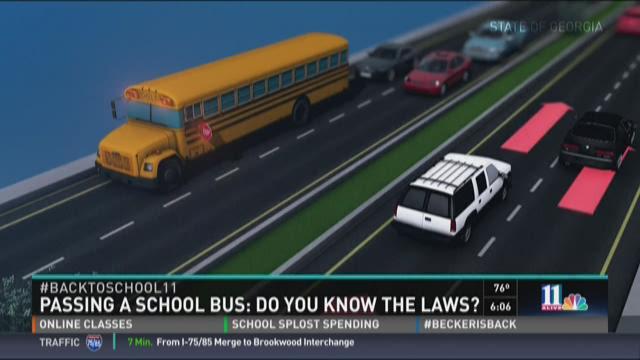 Understanding school bus laws