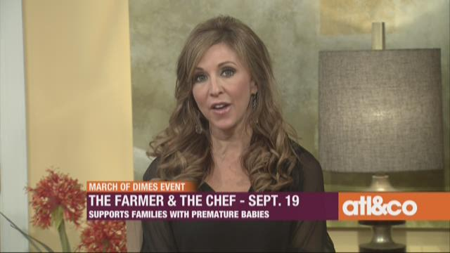 March of Dimes - the Farmer & the Chef Event