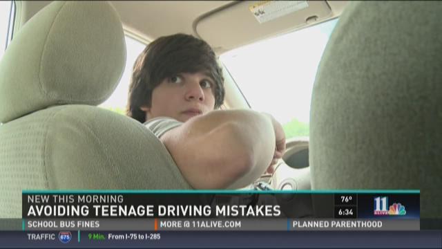 Commuter Dude: Avoiding teen driving mistakes
