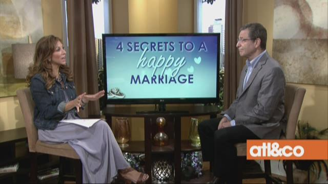 4 Keys to a Happy Marriage