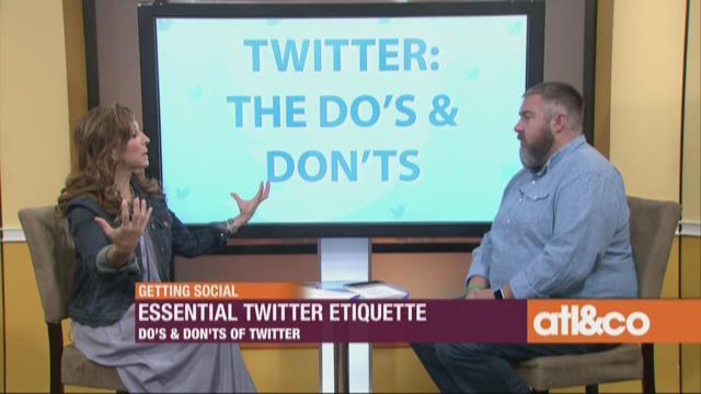 Twitter Do's & Don't's