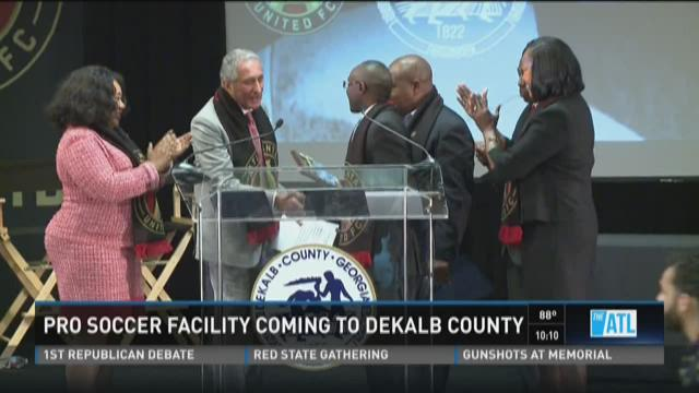 Cost, Benefits of Soccer Deal between DeKalb, Blank