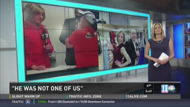 Jaye Watson on Roanoke shooter: He was not one of us
