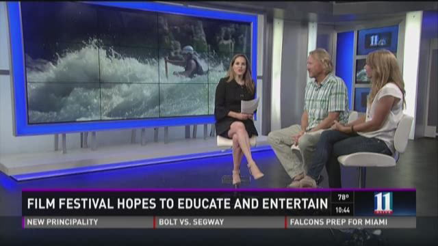 Film festival hopes to educate, inspire and entertain