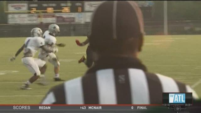 #Team11 - Week Two - Starr's Mill at Whitewater