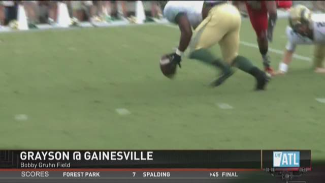 #Team11 - Week Two - Grayson at Gainesville
