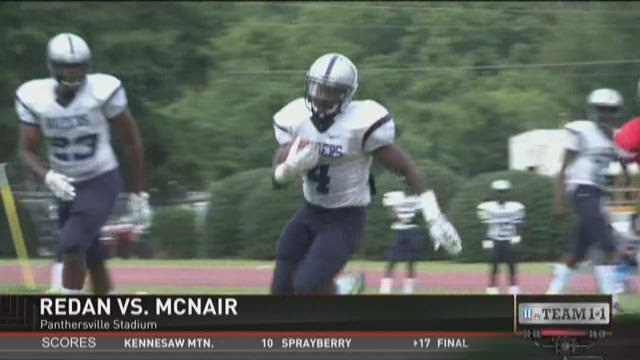 #Team11 - Week Two - Redan vs. McNair