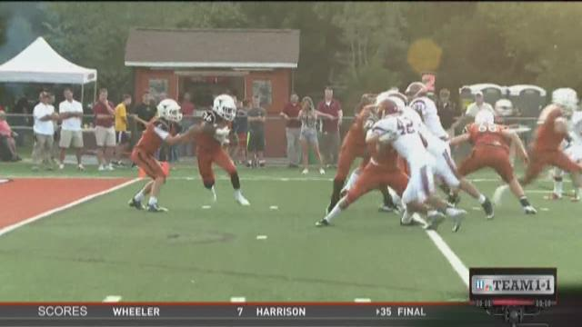 #Team11 - Week Two - Lassiter at Kell