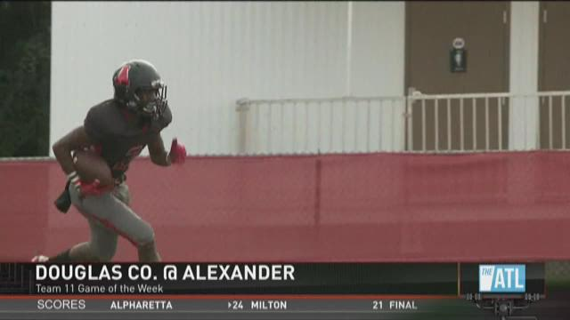 #Team11 - Week Two - Game of the Week: Douglas Co. at Alexander