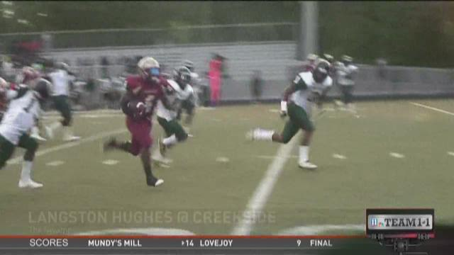 #Team11 - Week Two - Langston Hughes at Creekside