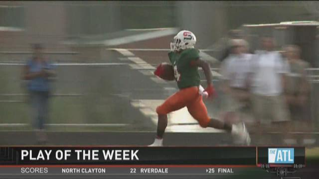 #Team11 - Week Two - Play of the Week: Stockbridge vs. Eagle's Landing