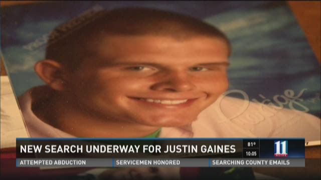 New search underway for Justin Gaines