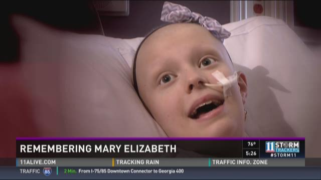 Remembering Mary Elizabeth Paris