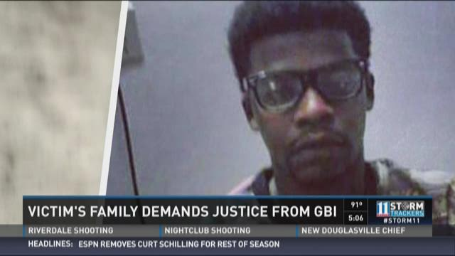 Victim's family demands justice from GBI